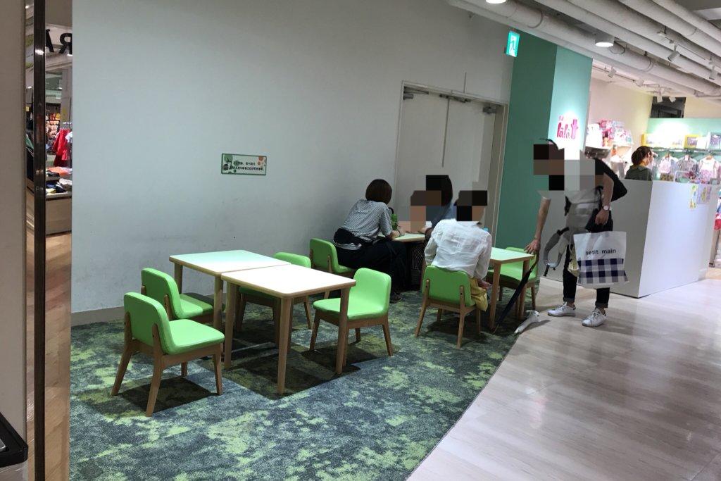 コピス吉祥寺5階