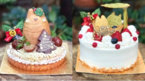 トトロ クリスマスケーキ