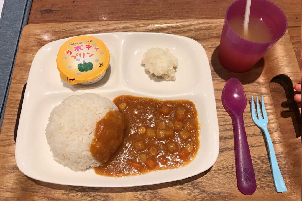 吉祥寺 子連れ カワラカフェ