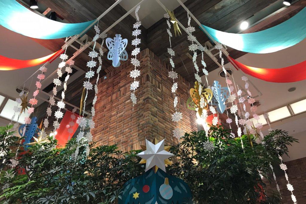 吉祥寺 クリスマスツリー