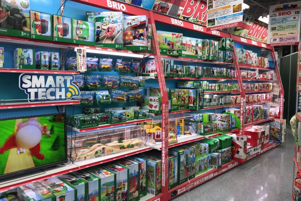 吉祥寺 おもちゃ売り場
