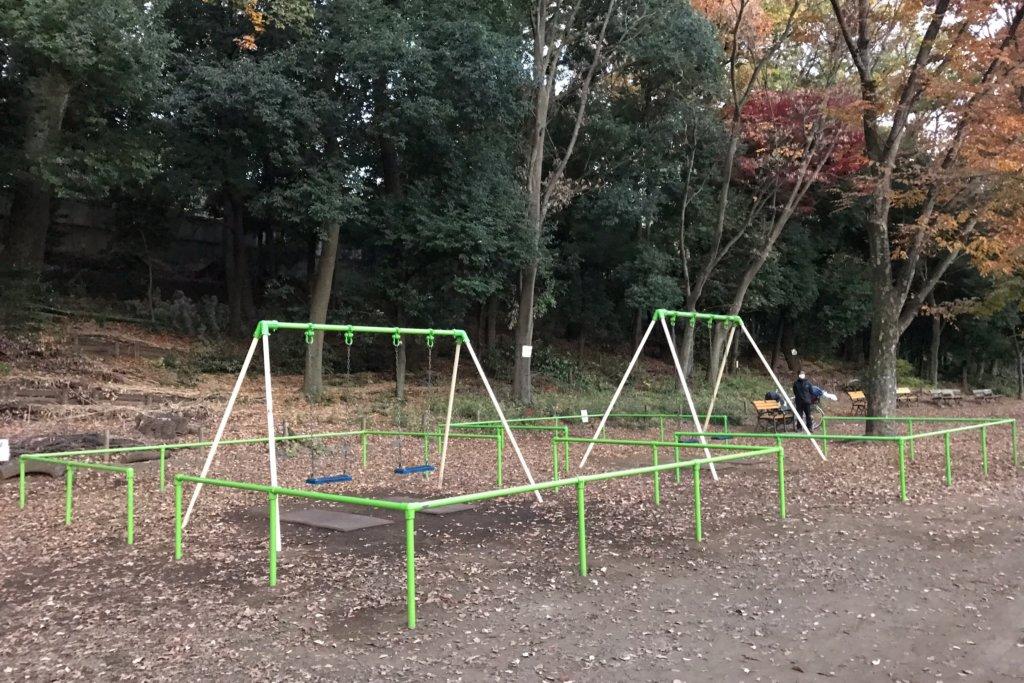 井の頭公園 遊具