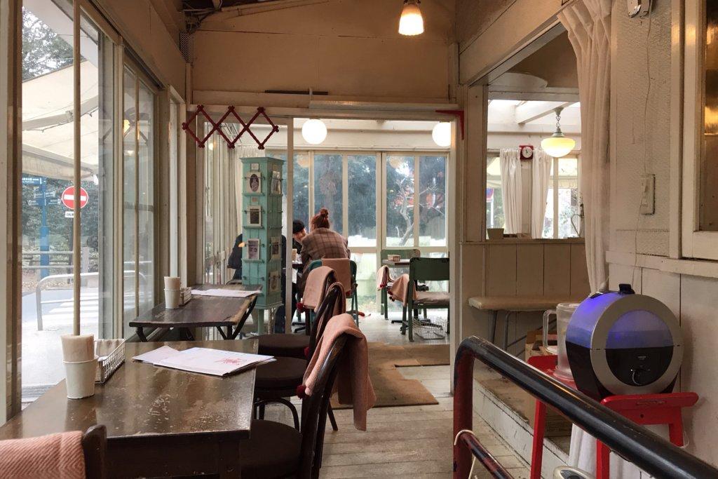 井の頭公園 カフェ