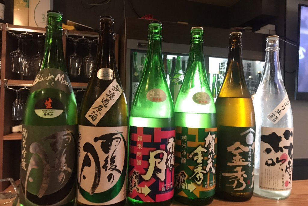 吉祥寺 日本酒飲み放題