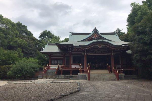 武蔵野八幡宮 御朱印