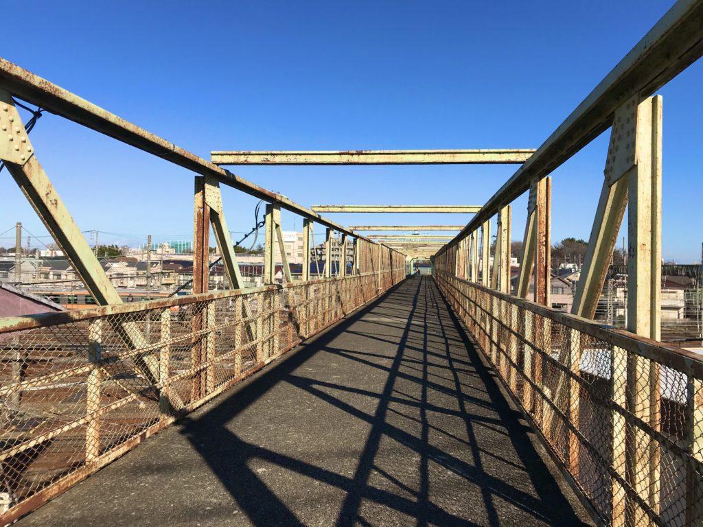 三鷹 陸橋