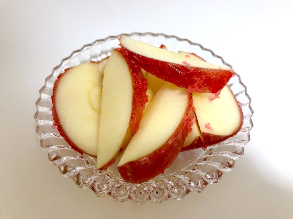 りんご飴 吉祥寺