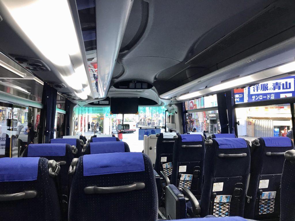 吉祥寺 ディズニー バス