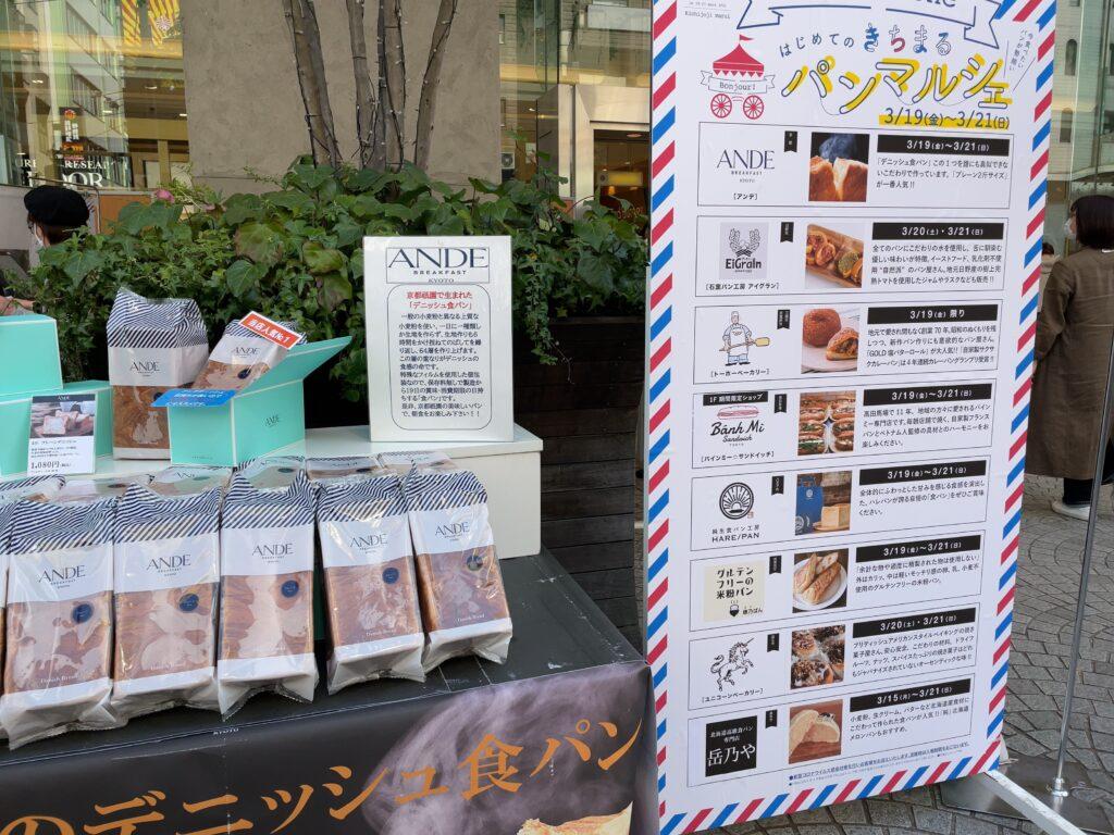 パンマルシェ 丸井吉祥寺